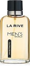 Духи, Парфюмерия, косметика La Rive Men's World - Туалетная вода (тестер с крышечкой)