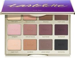 Парфумерія, косметика Палетка тіней для повік  - Tarte Cosmetics Tartelette Palette Amazonian Clay Matte