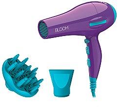 Духи, Парфюмерия, косметика Фен для волос, фиолетовый - Ga.Ma Bloom Ion 2200W