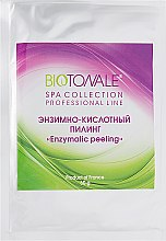 Энзимно-кислотный пилинг в пакете - Biotonale Enzymatic Peeling — фото N3