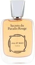 Духи, Парфюмерия, косметика Jul et Mad Secrets du Paradis Rouge - Духи (тестер с крышечкой)