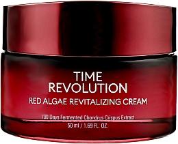 Духи, Парфюмерия, косметика Восстанавливающий крем для лица с красными водорослями - Missha Time Revolution Red Algae Revitalizing Cream