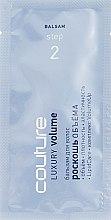 Духи, Парфюмерия, косметика Бальзам для волос «Роскошь объема» - Estel Professional Luxury Volume Haute Couture (пробник)