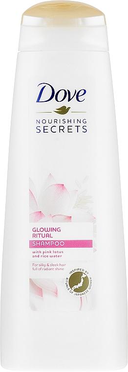 Шампунь для волос - Dove Glowing Ritual Shampoo