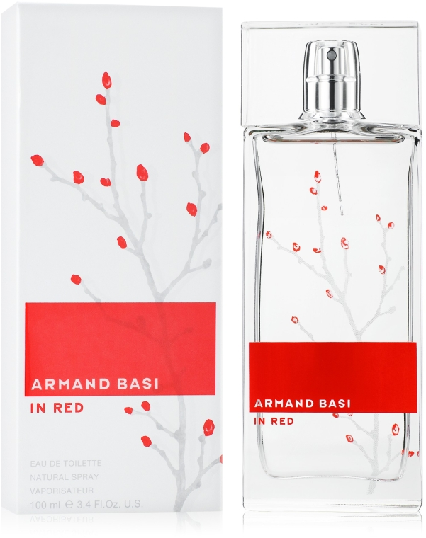 Armand Basi In Red - Туалетная вода