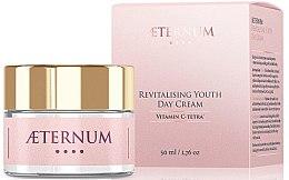 Духи, Парфюмерия, косметика Ревитализирующий дневной крем для лица - Aeternum Revitalising Youth Day Cream