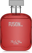 Shirley May Fusion Red - Туалетна вода — фото N1