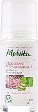Парфумерія, косметика Дезодорант для чутливої шкіри - Melvita Body Care Deodorant Sensetive Skin