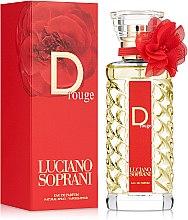 Духи, Парфюмерия, косметика D Rouge Luciano Soprani - Парфюмированная вода