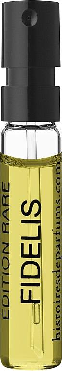 Histoires de Parfums Edition Rare Fidelis - Парфюмированная вода (пробник)