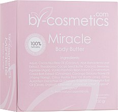 Масло для тела - By-cosmetics Miracle Body Butter — фото N4