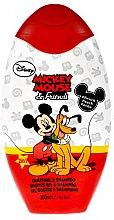 Духи, Парфюмерия, косметика Гель-шампунь для волос - Disney Mickey Mouse & Friends