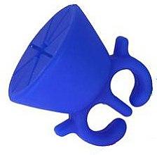 Духи, Парфюмерия, косметика Холдер для лака для ногтей, синий - PRC Nail Polish Holder