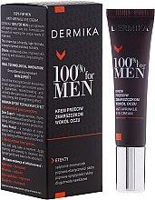 Духи, Парфюмерия, косметика Крем против морщин для кожи вокруг глаз - Dermika Anti-Wrinkle Eye Cream