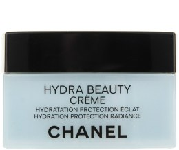 Духи, Парфюмерия, косметика Увлажняющий крем для лица - Chanel Hydra Beauty Hydration Protection Radiance Creme (тестер)