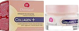Духи, Парфюмерия, косметика Крем для лица, ночной - Dermacol Collagen+ Intensive Rejuvenating Night Cream