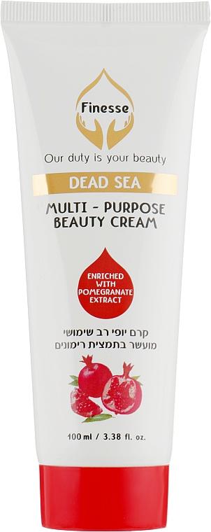 Универсальный многофункциональный крем с гранатом - Finesse Multi-Purpose Beauty Cream