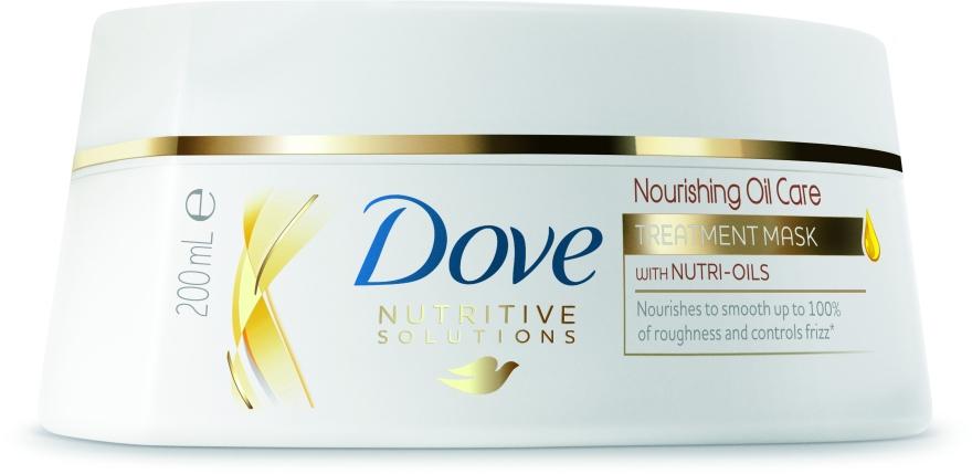 Маска для волосся - Dove — фото N1
