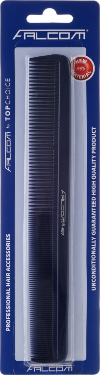 """Расческа-гребень для волос """"Falcon 407"""" - Top Choice — фото N1"""