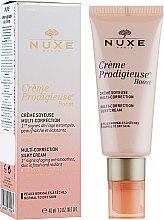 Парфумерія, косметика Мультикоригувальний крем - Nuxe Creme Prodigieuse Boost Multi-Correction Silky Cream