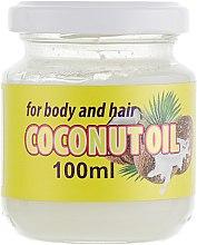 Парфумерія, косметика Олія кокосова - Silver Orchid Coconut Oil