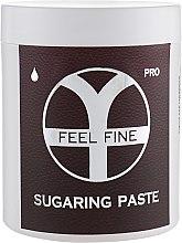 "Духи, Парфюмерия, косметика Паста для шугаринга ""Капелька"" - Feel Fine Pro Sugaring Paste Soft"