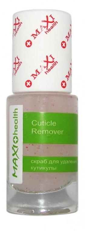 Скраб для удаления кутикулы - Maxi Color Maxi Health №1