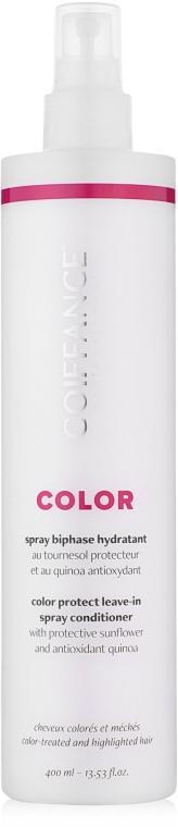 Двухфазный кондиционер для окрашенных волос - Coiffance Professionnel Moisturizing Leave In Spray Conditioner
