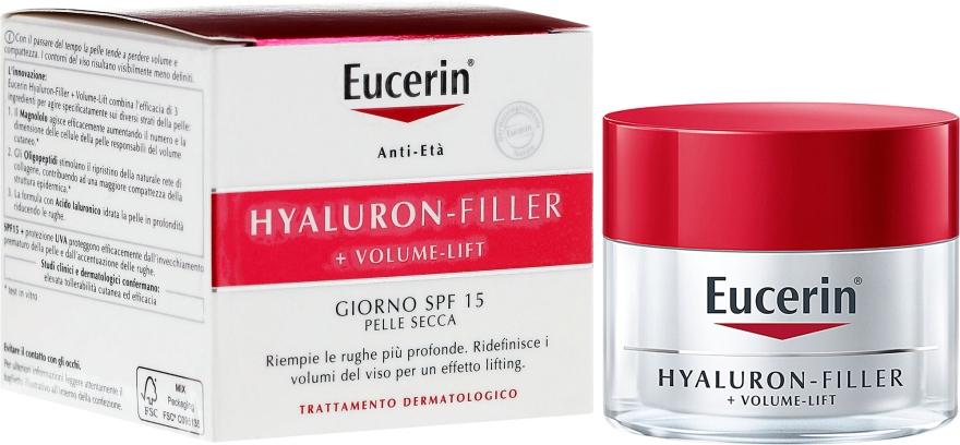 Крем дневной для сухой кожи - Eucerin Volume Filler Day Dry Skin
