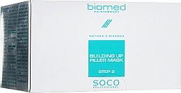 Духи, Парфюмерия, косметика Восстанавливающая маска, шаг 2 - Biomed Building Up Filler Mask Step 2