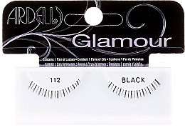 Духи, Парфюмерия, косметика Накладные ресницы 112 Black - Ardell Glamour Eyelashes