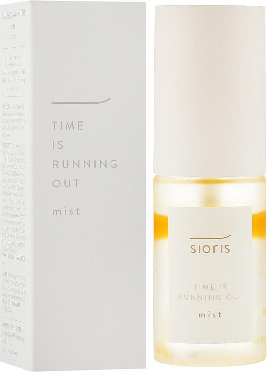 Мист двухфазный с фруктовой водой - Sioris Time is Running Out Mist