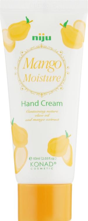"Крем для рук ""Манго"" - Konad Niju Moisture Hand Creams Mango"