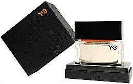 Духи, Парфюмерия, косметика Yohji Yamamoto Y-3 Black Label - Туалетная вода (тестер без крышечки)