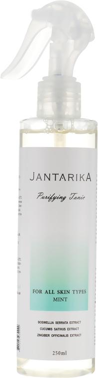 "Тоник очищающий ""Ментол"" - JantarikA Purifying Tonic Mint"