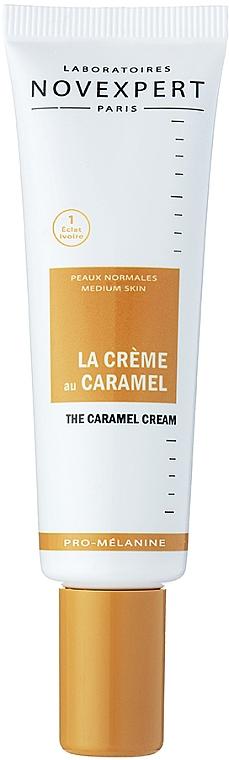 """ВВ-крем для светлой кожи лица """"Карамель"""" - Novexpert Pro-Melanin The Caramel Cream"""