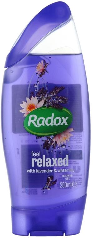 """Гель для душа """"Ощути гармонию"""" - Radox Feel Relaxed Shower Gel"""