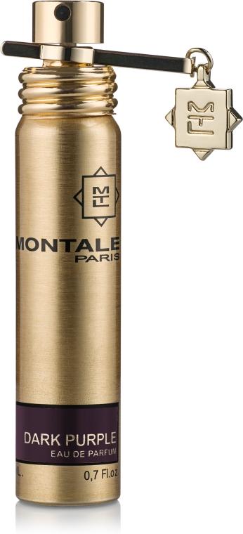 Montale Dark Purple Travel Edition - Парфюмированная вода