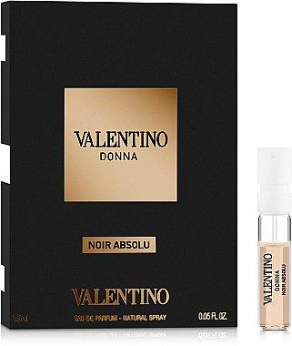 Valentino Donna Noir Absolu - Парфюмированная вода (пробник)