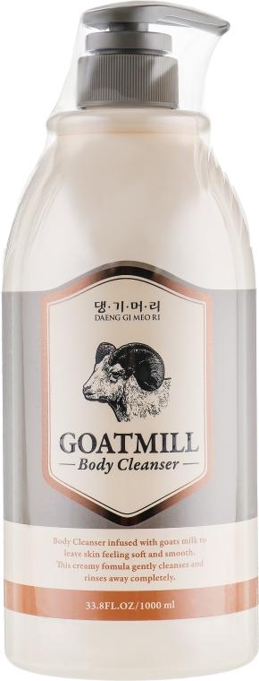 Гель для душа на основе козьего молока - Daeng Gi Meo Ri Goatmill Body Cleancer