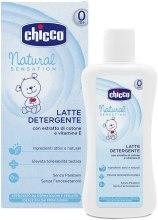 Духи, Парфюмерия, косметика Очищающее молочко - Chicco Natural Sensation