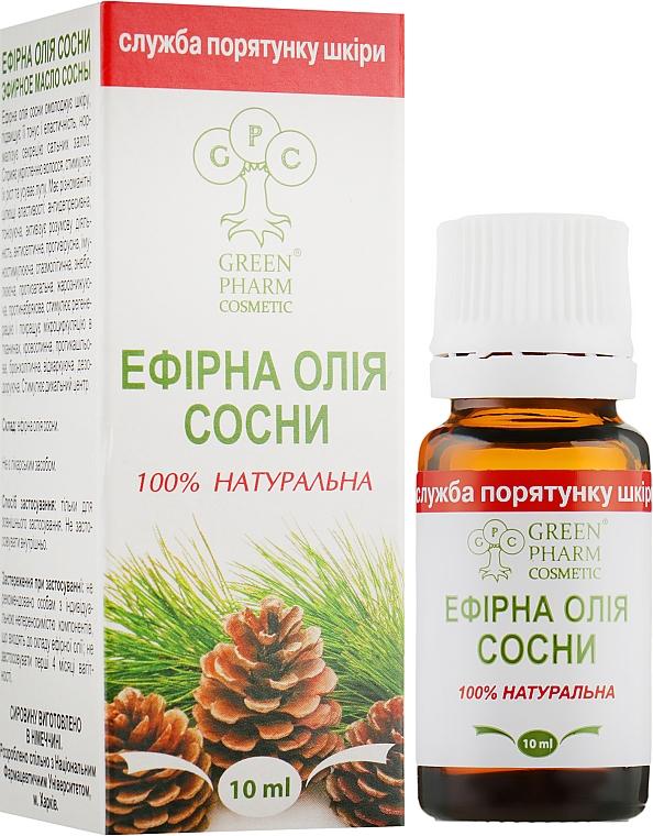 Эфирное масло сосны - Green Pharm Cosmetic