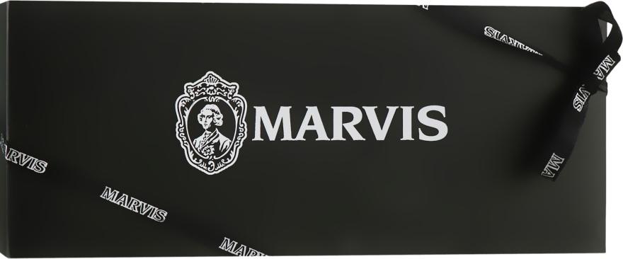 Дорожный набор зубных паст - Marvis 7 Flavours Box (toothpast/7x25)