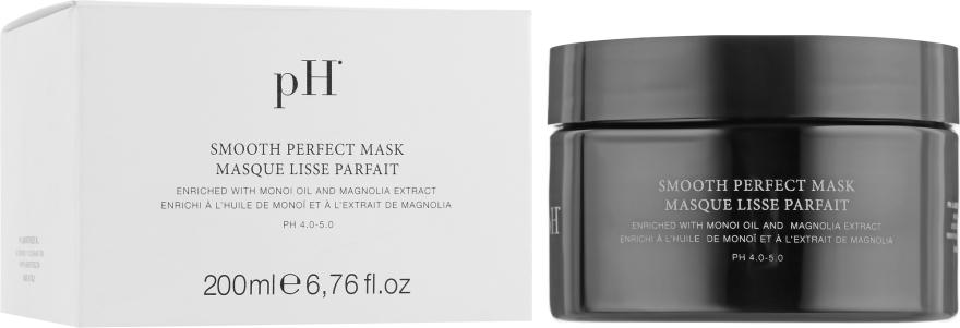 """Маска для волос """"Идеальная гладкость"""" - Ph Laboratories Smooth Perfect Mask"""