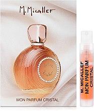 Духи, Парфюмерия, косметика M. Micallef Mon Parfum Cristal - Парфюмированная вода (пробник)