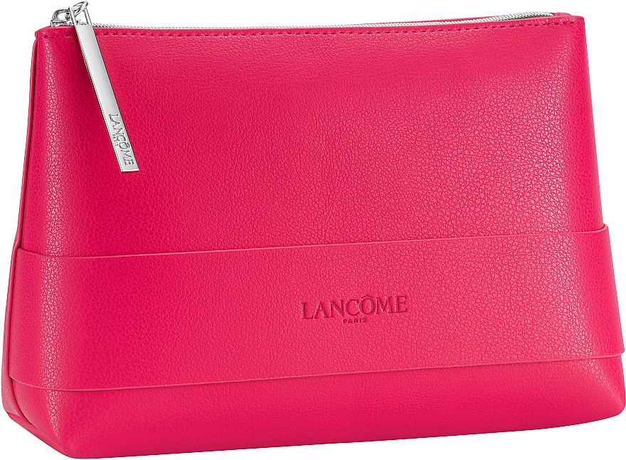 При покупке любого женского аромата, получите в подарок розовую или белую косметичку