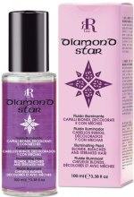 Духи, Парфюмерия, косметика Флюид для светлых, обесцвеченных и мелированных волос - RR Line Diamond Star Illuminating Fluid