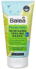 Духи, Парфюмерия, косметика Очищающий гель, скраб и маска для лица, 3 в 1 - Balea Reinigung Peeling Maske 3 in 1