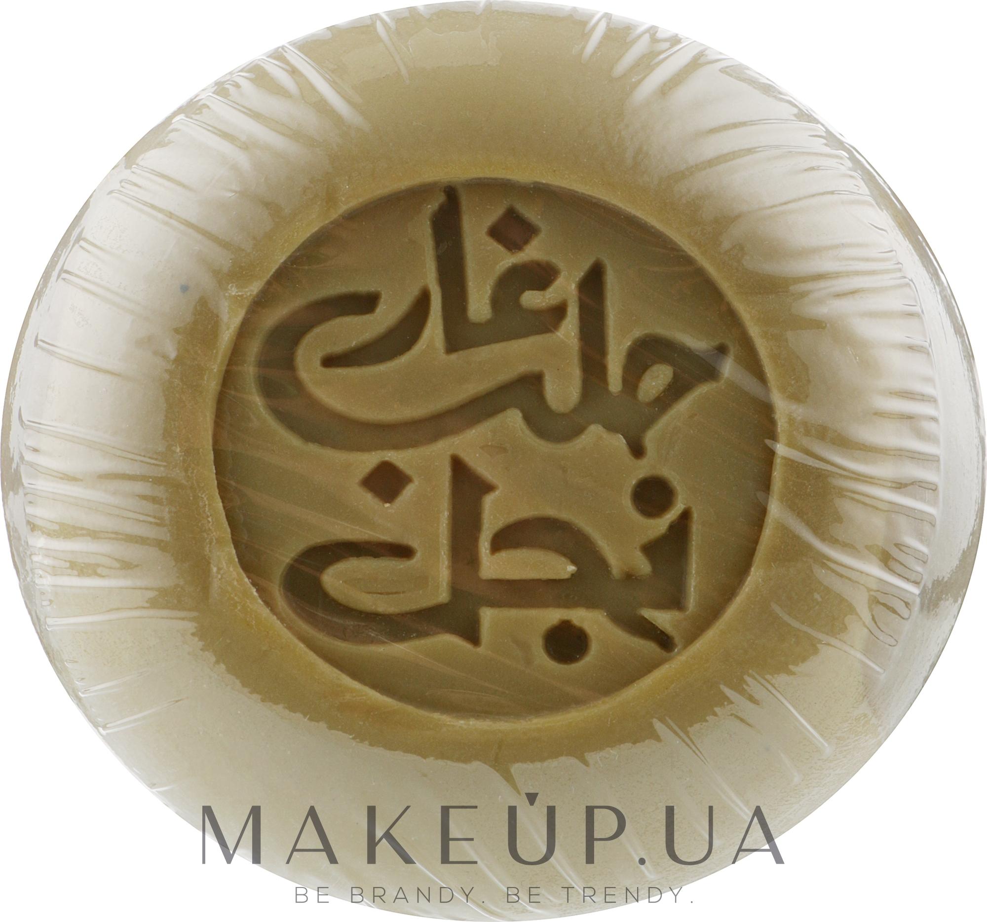 Мило алеппське з маслом дамаської троянди - Najel Soap — фото 100g
