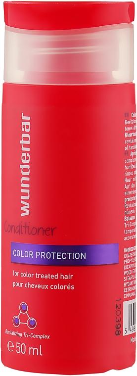 Кондиционер защита цвета - Wunderbar Color Protection Conditioner